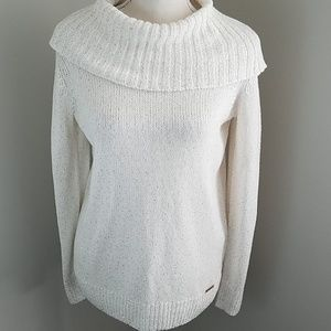 NWT! Michael Kors Small Cowl Neck Sweater